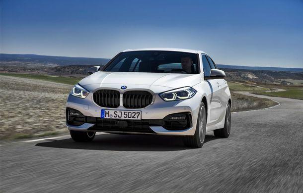 Noua generație BMW Seria 1, imagini și detalii oficiale: platformă nouă cu roți motrice față, mai mult spațiu pentru pasageri și tehnologii moderne - Poza 27