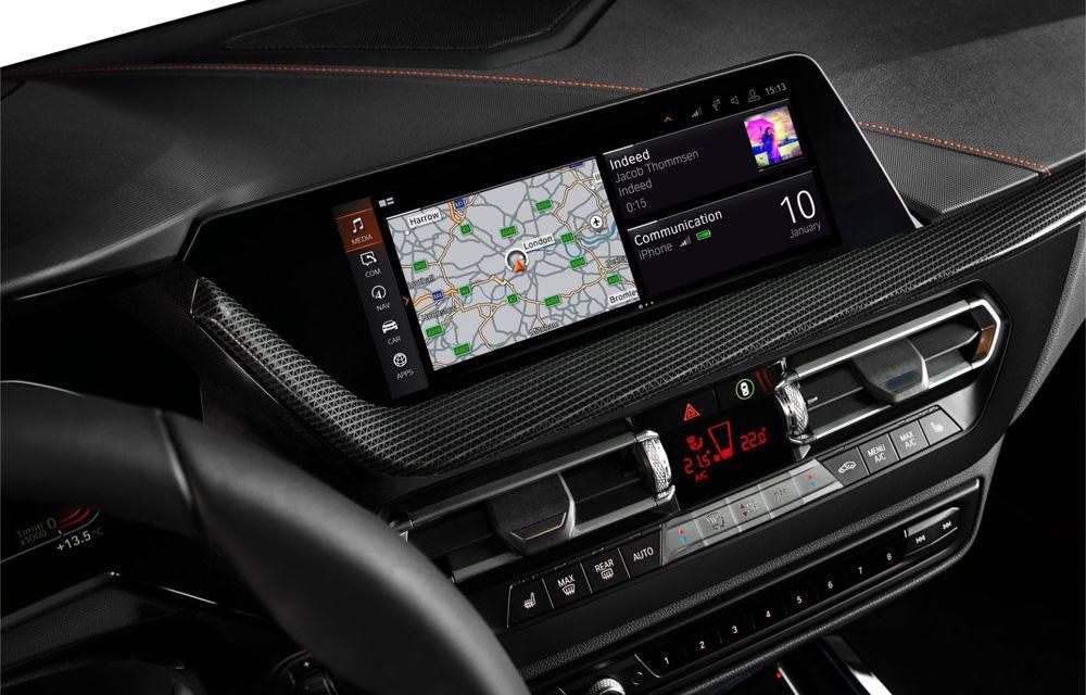 Noua generație BMW Seria 1, imagini și detalii oficiale: platformă nouă cu roți motrice față, mai mult spațiu pentru pasageri și tehnologii moderne - Poza 95