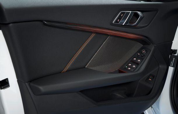 Noua generație BMW Seria 1, imagini și detalii oficiale: platformă nouă cu roți motrice față, mai mult spațiu pentru pasageri și tehnologii moderne - Poza 105