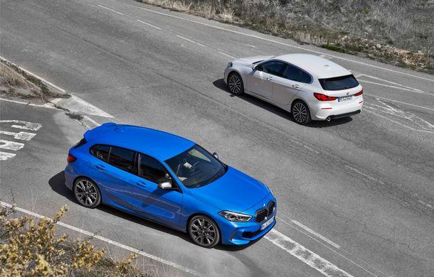 Noua generație BMW Seria 1, imagini și detalii oficiale: platformă nouă cu roți motrice față, mai mult spațiu pentru pasageri și tehnologii moderne - Poza 54
