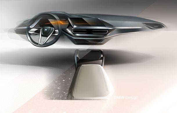 Noua generație BMW Seria 1, imagini și detalii oficiale: platformă nouă cu roți motrice față, mai mult spațiu pentru pasageri și tehnologii moderne - Poza 120