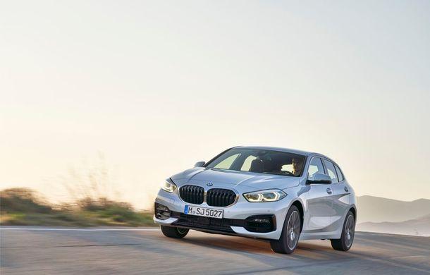 Noua generație BMW Seria 1, imagini și detalii oficiale: platformă nouă cu roți motrice față, mai mult spațiu pentru pasageri și tehnologii moderne - Poza 31