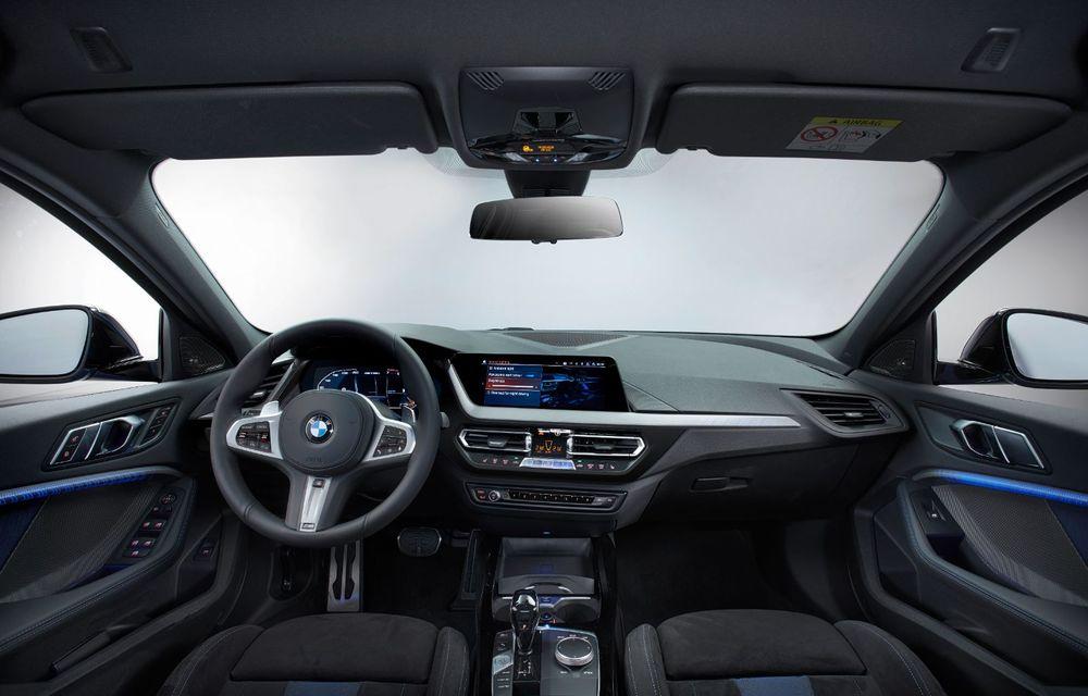 Noua generație BMW Seria 1, imagini și detalii oficiale: platformă nouă cu roți motrice față, mai mult spațiu pentru pasageri și tehnologii moderne - Poza 98