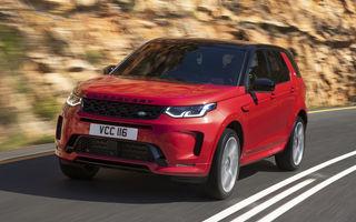 Land Rover a prezentat Discovery Sport facelift: mici modificări estetice, tehnologii noi și motorizări mild-hybrid