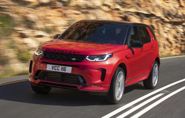 Land Rover a prezentat Discovery Sport facelift: mici modificări estetice, tehnologii noi și motorizări mild-hybrid - Poza 1