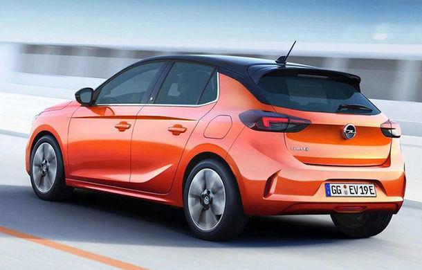 """Acesta este noul Opel Corsa: a șasea generație a modelului de clasă mică, """"scăpată"""" pe internet înainte de prezentarea oficială - Poza 5"""