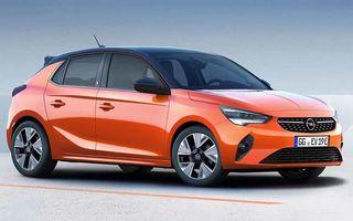 """Acesta este noul Opel Corsa: a șasea generație a modelului de clasă mică, """"scăpată"""" pe internet înainte de prezentarea oficială"""