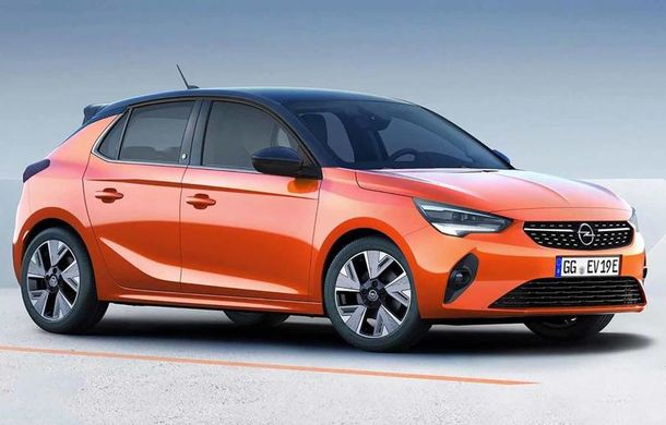 """Acesta este noul Opel Corsa: a șasea generație a modelului de clasă mică, """"scăpată"""" pe internet înainte de prezentarea oficială - Poza 1"""