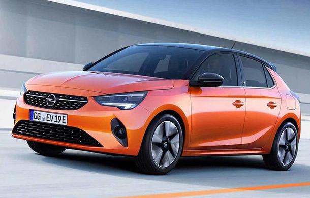 """Acesta este noul Opel Corsa: a șasea generație a modelului de clasă mică, """"scăpată"""" pe internet înainte de prezentarea oficială - Poza 3"""
