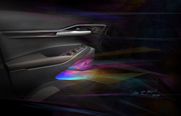 Kia dezvăluie primele schițe oficiale cu interiorul viitorului SUV de clasă mică: lansare programată în vara lui 2019 - Poza 4
