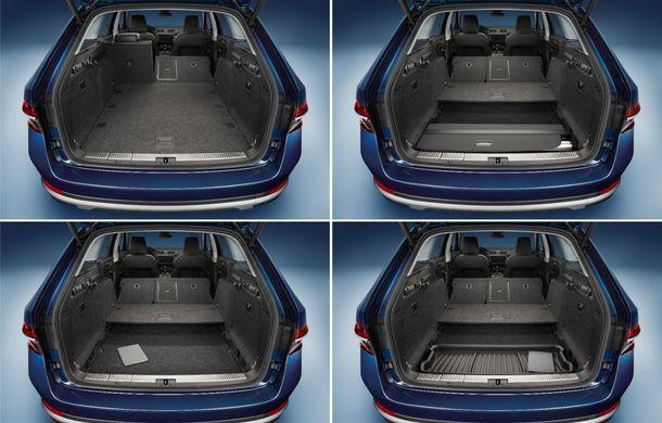 Skoda Superb Scout: modelul de familie al cehilor primește în premieră o versiune inspirată din lumea SUV-urilor - Poza 15