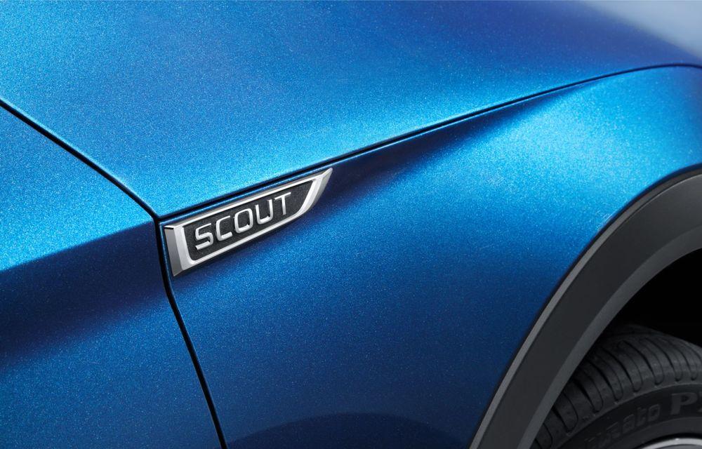 Skoda Superb Scout: modelul de familie al cehilor primește în premieră o versiune inspirată din lumea SUV-urilor - Poza 7