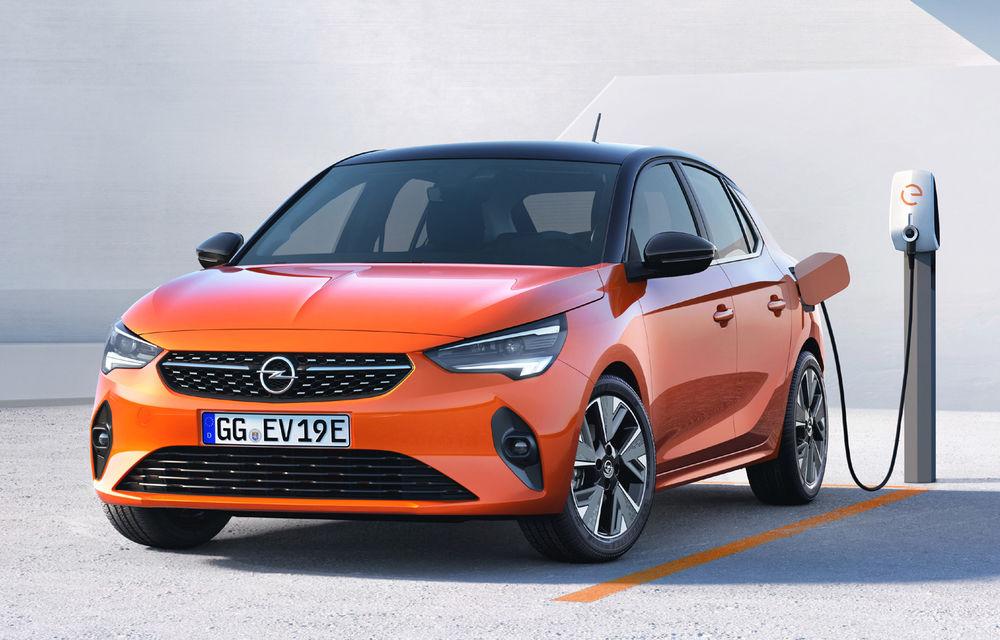 Opel dezvăluie primele detalii despre Corsa-e: versiunea electrică are 136 CP și autonomie electrică de 330 de kilometri - Poza 1