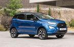 Producția Ford la uzina de la Craiova a crescut cu 3.1% în primele patru luni ale anului: aproape 47.000 de unități Ecosport