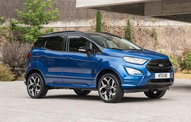 Producția Ford la uzina de la Craiova a crescut cu 3.1% în primele patru luni ale anului: aproape 47.000 de unități Ecosport - Poza 1
