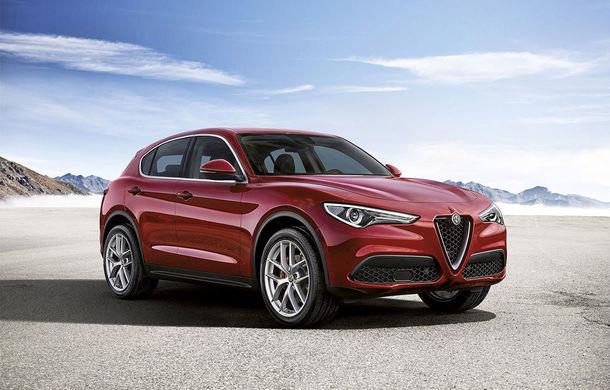 Alfa Romeo Stelvio va primi un facelift în 2020: design ușor modificat, faruri full-LED și motorizări mild-hybrid - Poza 1