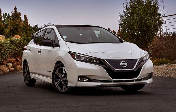Efectul programului Rabla Plus: Nissan Leaf a devenit cea mai vândută mașină electrică în România în primele patru luni ale anului - Poza 1