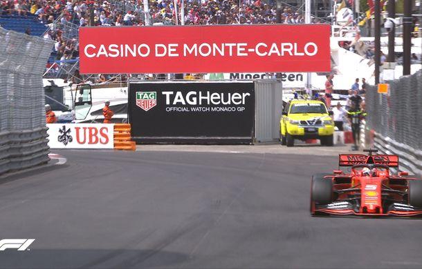 Hamilton, pole position la Monaco în fața lui Bottas! Leclerc, doar locul 16 pentru Ferrari - Poza 3