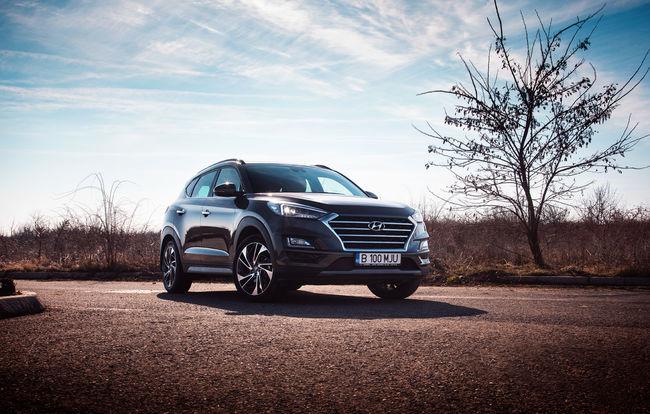 Test drive Hyundai Tucson facelift