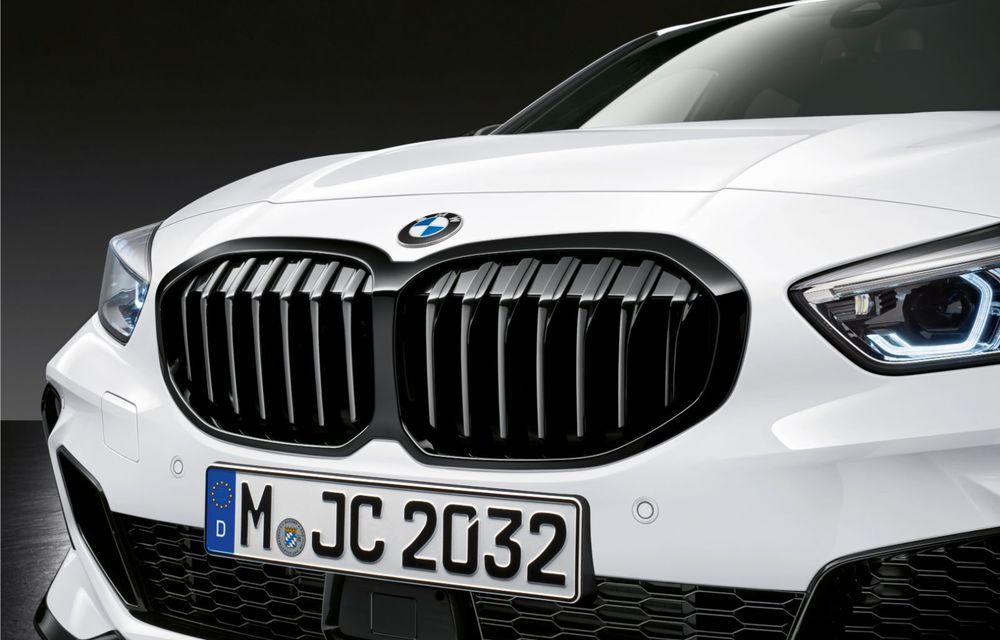 Accesorii M Performance pentru noua generație BMW Seria 1: elemente de caroserie și accesorii de interior derivate din cele utilizate în motorsport - Poza 7