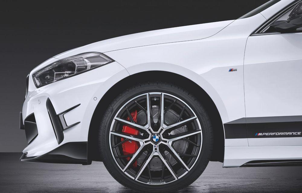 Accesorii M Performance pentru noua generație BMW Seria 1: elemente de caroserie și accesorii de interior derivate din cele utilizate în motorsport - Poza 5