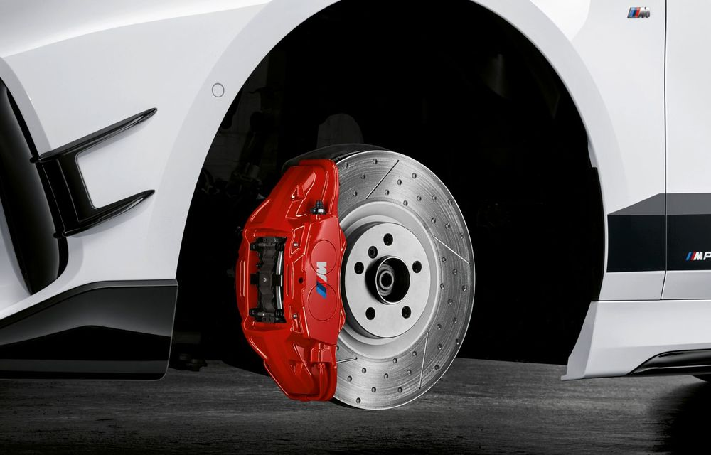Accesorii M Performance pentru noua generație BMW Seria 1: elemente de caroserie și accesorii de interior derivate din cele utilizate în motorsport - Poza 14