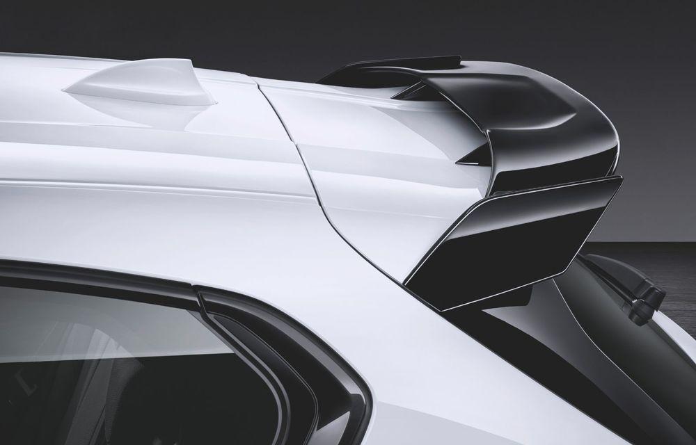 Accesorii M Performance pentru noua generație BMW Seria 1: elemente de caroserie și accesorii de interior derivate din cele utilizate în motorsport - Poza 11