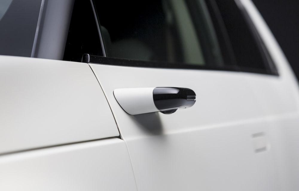 Modelul electric de oraș Honda e va avea camere video în loc de oglinzi laterale în echiparea standard - Poza 2
