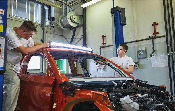 Primele imagini cu Skoda Mountiaq: conceptul pick-up-ului a fost dezvoltat de studenții din Mlada Bolslav având la bază SUV-ul Kodiaq - Poza 2