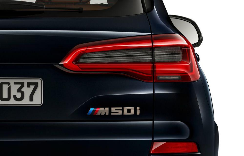 Motorul V8 de 4.4 litri a fost introdus și pe SUV-urile BMW X5 și X7: unitatea pe benzină oferă 530 CP și 750 Nm - Poza 3