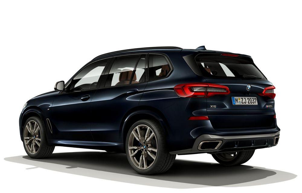 Motorul V8 de 4.4 litri a fost introdus și pe SUV-urile BMW X5 și X7: unitatea pe benzină oferă 530 CP și 750 Nm - Poza 2