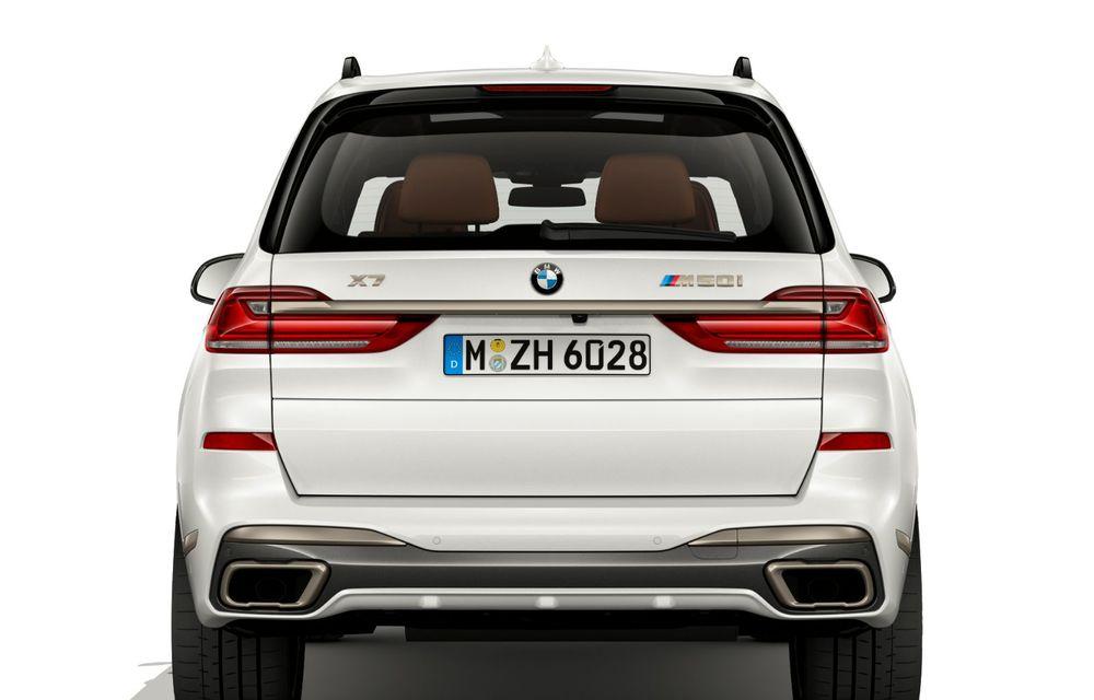 Motorul V8 de 4.4 litri a fost introdus și pe SUV-urile BMW X5 și X7: unitatea pe benzină oferă 530 CP și 750 Nm - Poza 7
