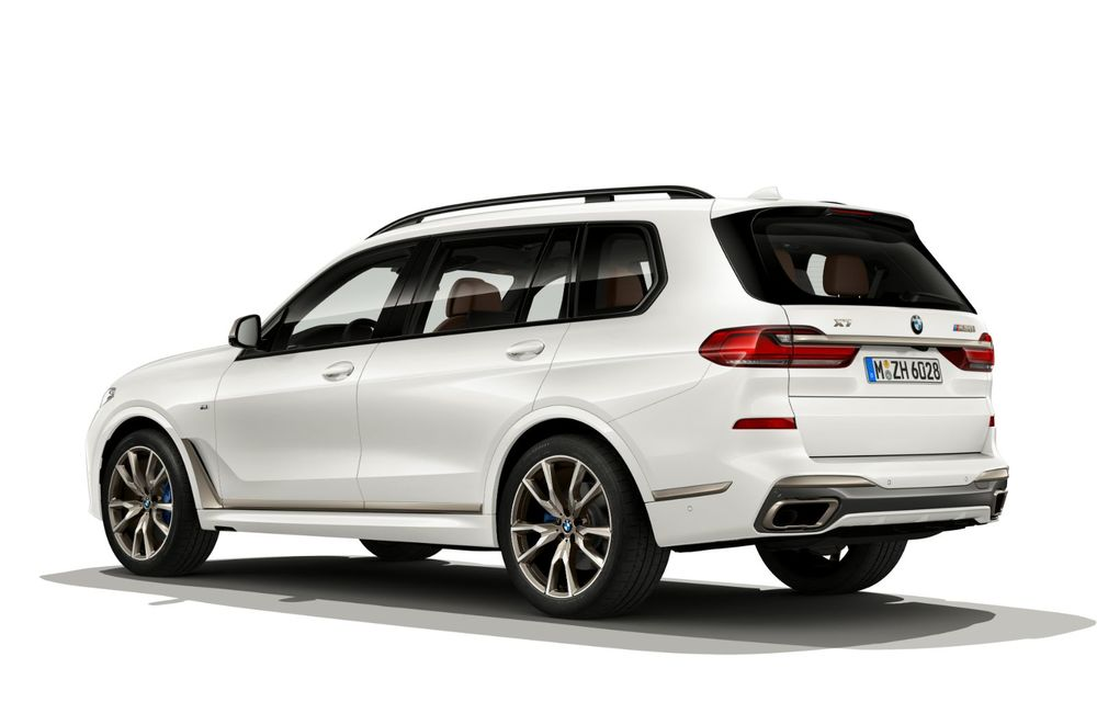 Motorul V8 de 4.4 litri a fost introdus și pe SUV-urile BMW X5 și X7: unitatea pe benzină oferă 530 CP și 750 Nm - Poza 5