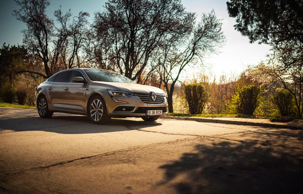 Test drive Renault Talisman