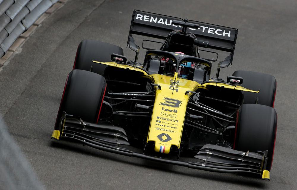 "Ricciardo critică erorile de strategie comise de Renault la Monaco: ""Nu ne permitem astfel de greșeli"" - Poza 1"