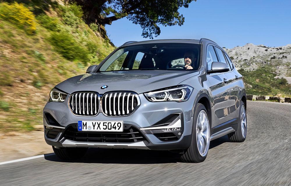 BMW X1 primește o serie de îmbunătățiri: design modificat, tehnologii noi și o versiune plug-in hybrid - Poza 1