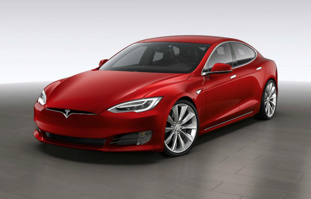 Tesla Model S va primi o actualizare în septembrie: sedanul va împrumuta interiorul lui Model 3 și va avea o autonomie mai mare - Poza 1