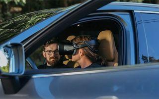 Volvo folosește realitatea virtuală pentru dezvoltarea viitoarelor modele: investiție în start-up-ul Varjo din Finlanda