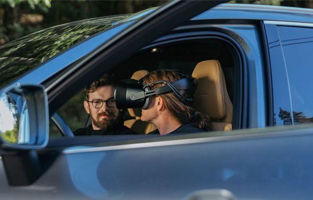 Volvo folosește realitatea virtuală pentru dezvoltarea viitoarelor modele: investiție în start-up-ul Varjo din Finlanda - Poza 1