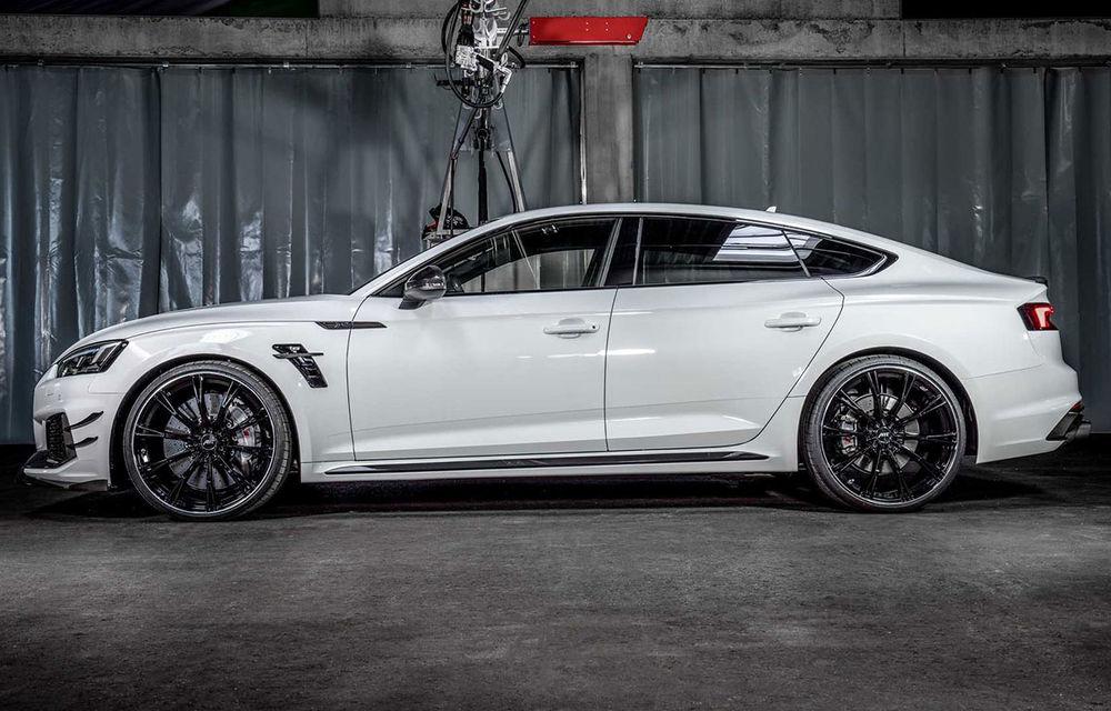 Tratament special pentru Audi RS5 Sportback din partea ABT: 530 CP și 3.6 secunde pentru sprintul 0-100 km/h - Poza 3