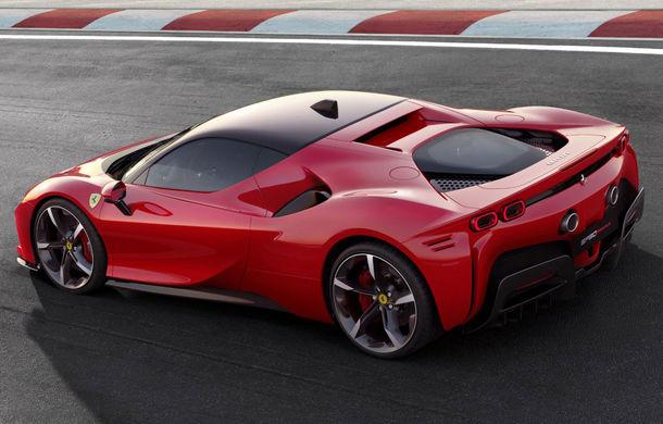 Ferrari SF90 Stradale deschide o nouă eră în gama italienilor: sistemul plug-in hybrid va fi adaptat și integrat pe viitoarele supercaruri - Poza 1