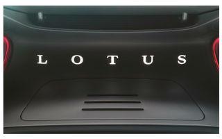 Lotus anunță că hypercar-ul electric Type 130 va fi prezentat pe 16 iulie: producție de 130 de exemplare, cu livrări din 2020
