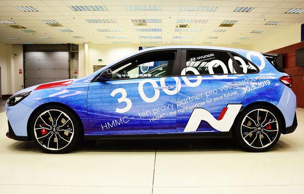 Hyundai desface șampania: 3 milioane de mașini asamblate la uzina din Nosovice, Cehia - Poza 2