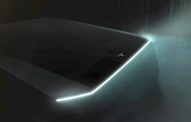 Noi detalii despre viitorul pick-up Tesla: preț de pornire sub 50.000 de dolari și lansare în vara lui 2019 - Poza 1
