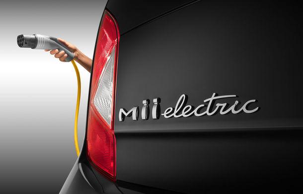 Prima imagine teaser cu viitorul Seat Mii electric: pre-comenzile încep în septembrie - Poza 1