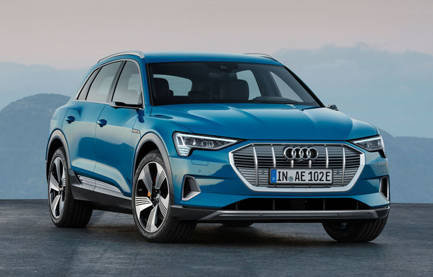 #ElectricRomânia: Audi e-tron se prezintă - Poza 1