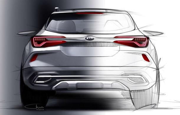Kia anunță numele viitorului SUV de clasă mică: modelul Seltos va fi lansat în luna iunie 2019 - Poza 5