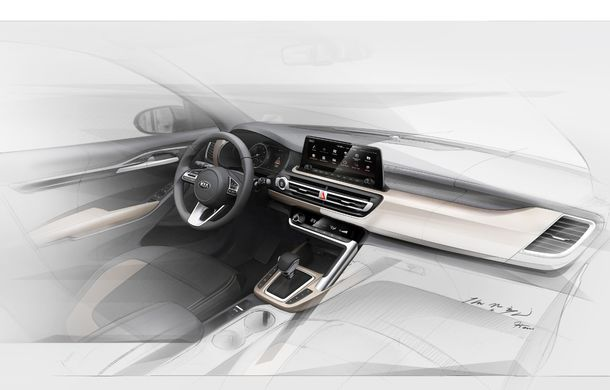Kia anunță numele viitorului SUV de clasă mică: modelul Seltos va fi lansat în luna iunie 2019 - Poza 6