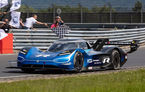 Motive de sărbătoare în familia Volkswagen: ID R este cel mai rapid vehicul electric de pe circuitul de la Nuburgring