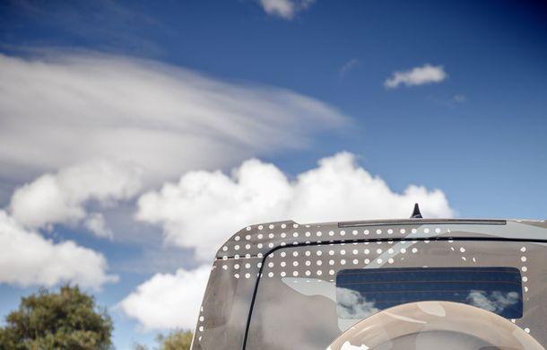Imagini noi din timpul testelor cu viitorul Defender: modelul britanicilor debutează în cursul anului curent - Poza 10